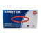 Ambitex N5201 Nitrile Gloves Small Dark Blue, 100Ct