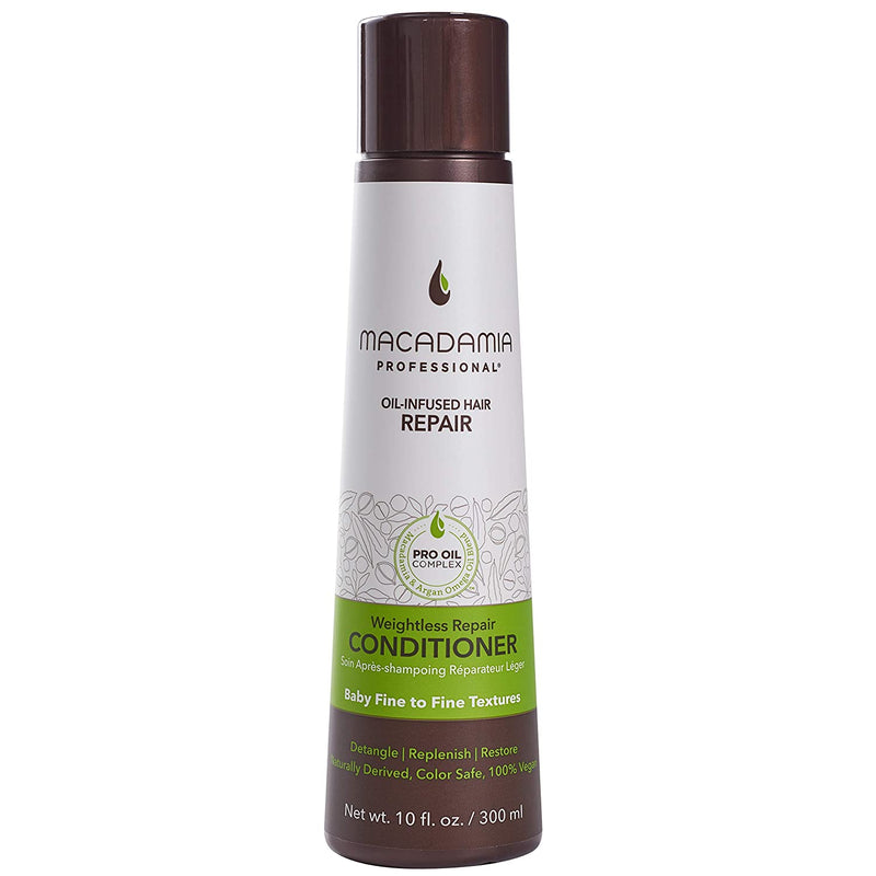 Macadamia Professional Weightless Moisture Conditioner 300Ml/10Oz