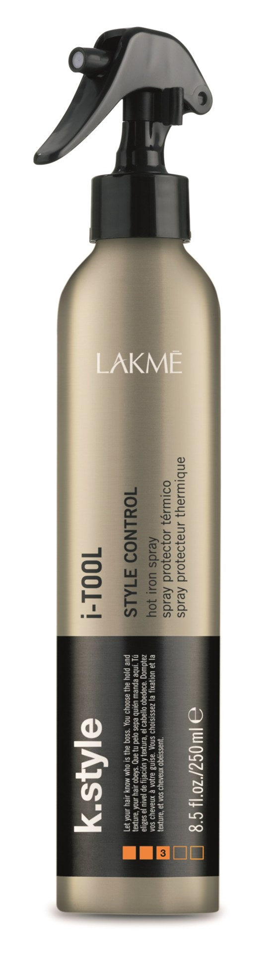 LM KS I-TOOL PROTECTIVE;HEAT STYLE SPRAY 250ML