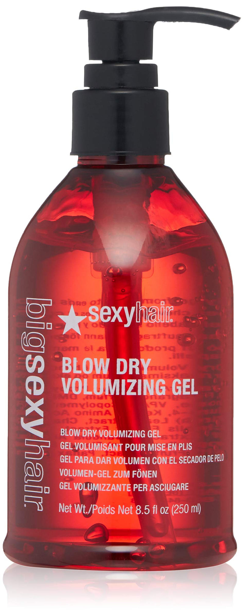 Sexyhair - Blow Dry Volumizing Gel - 8.5 Oz.
