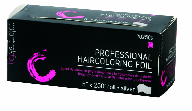 "Professional Haircoloring Foil 5""x250' roll Silver"