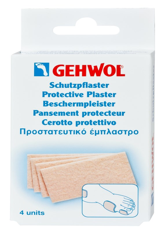 Protective Plaster - Thick 4 pieces
