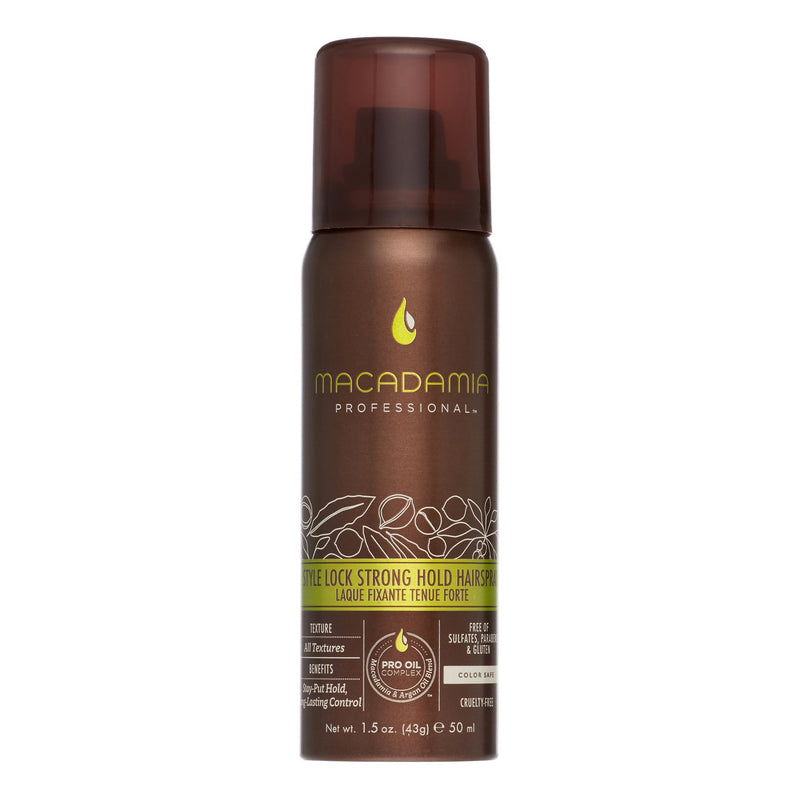 Style Lock Strong Hold Hairspray 1.5oz