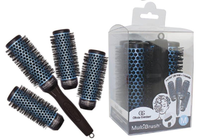 Multibrush 5-pc Kit Deal Contains: 4 x MB-36B ??? 1 3/8??Ñ ??? 36 mm: 1 x MB-H1 handle with pick &1 clear box
