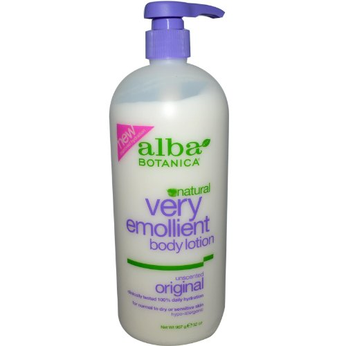 Very Emollient Body Lotion - Unscented 32oz