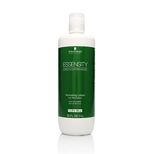 Schwarzkopf Essensity Activating Lotion 38, 33 oz