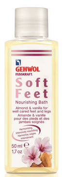 Soft Feet Nourishing Bath: 7 oz/ 200 ml.