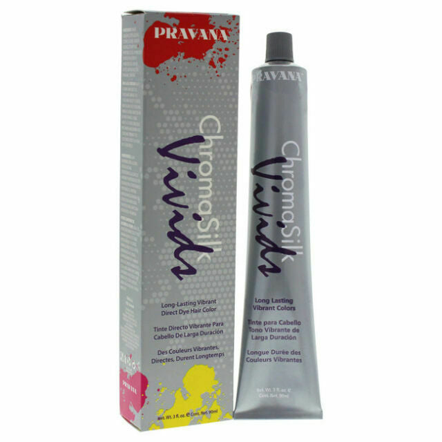 PRAVANA ChromaSilk, Hair Color Vivids (Red) 3 Fl 0z