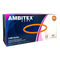 Ambitex L200 Latex Exam Gloves Medium White, 100Ct