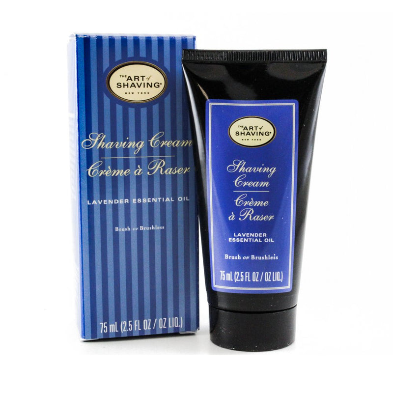 LAVENDER SHAVING CREAM - 2.5 OZ