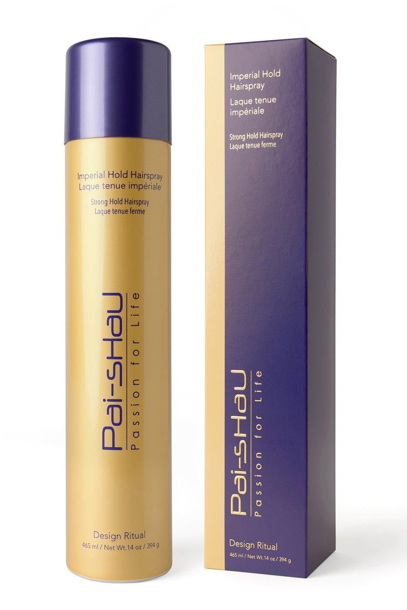 Design Ritual Imperial (Strong) Hold Hairspray  465 ml