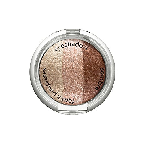 Plums Baked Trio Eyeshadow
