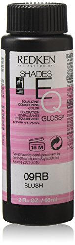 Redken Shades EQ Gloss for Women Hair Color, Blush, 2 Ounce