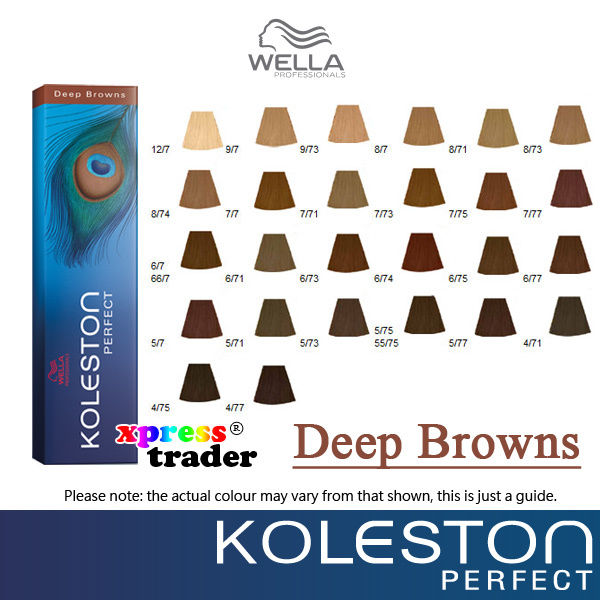 KP 7/7 medium blonde/brown