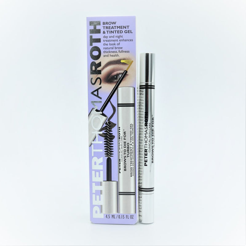 Peter Thomas Roth Brows To Die For Turbo 0.15 oz Treatment
