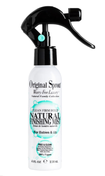 Natural Finishing Mist 4oz