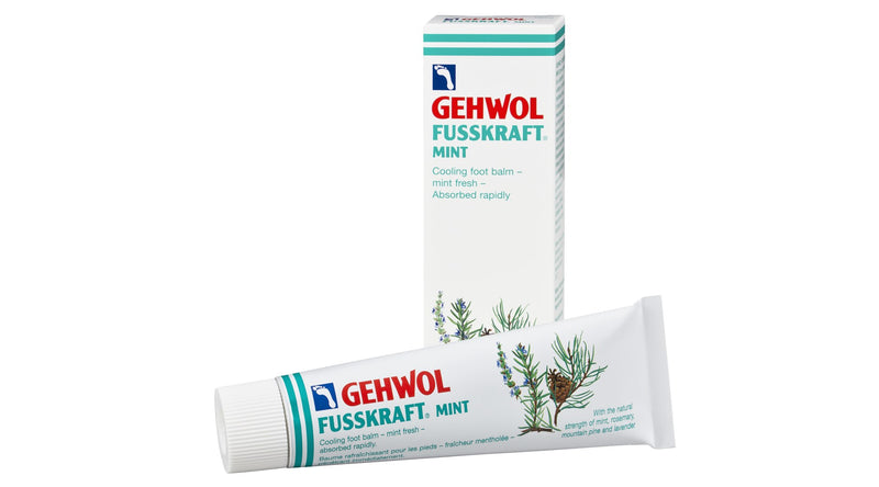 Gehwol Fusskraft- Mint 17.6 oz./ 500 ml