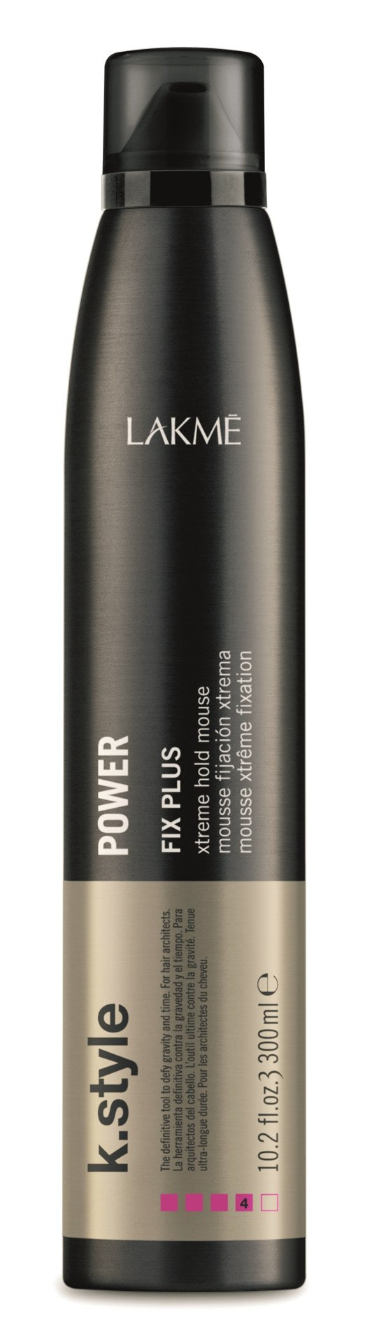 LM KS POWER XTREME HOLD;MOUSSE 300ML