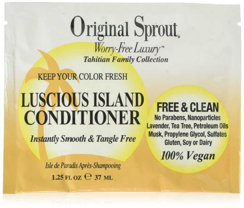 Island Bliss Conditioner 1.25oz (Sprout Pack)