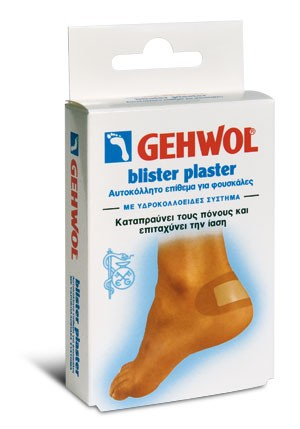 Blister Plaster: 6 pieces....