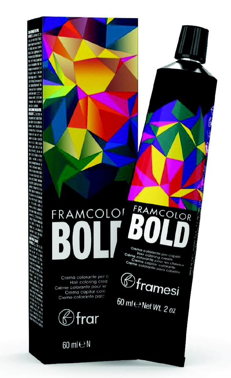 Framcolor BOLD ELECTRIC BLUE 60ml/2oz.