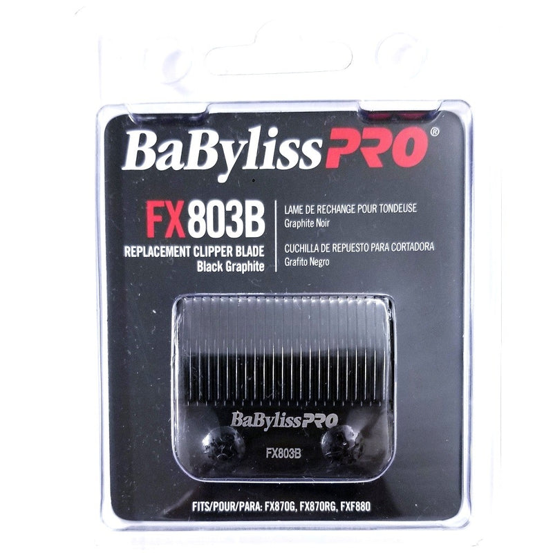 Babyliss Replacement Clipper Blade Black Grafite