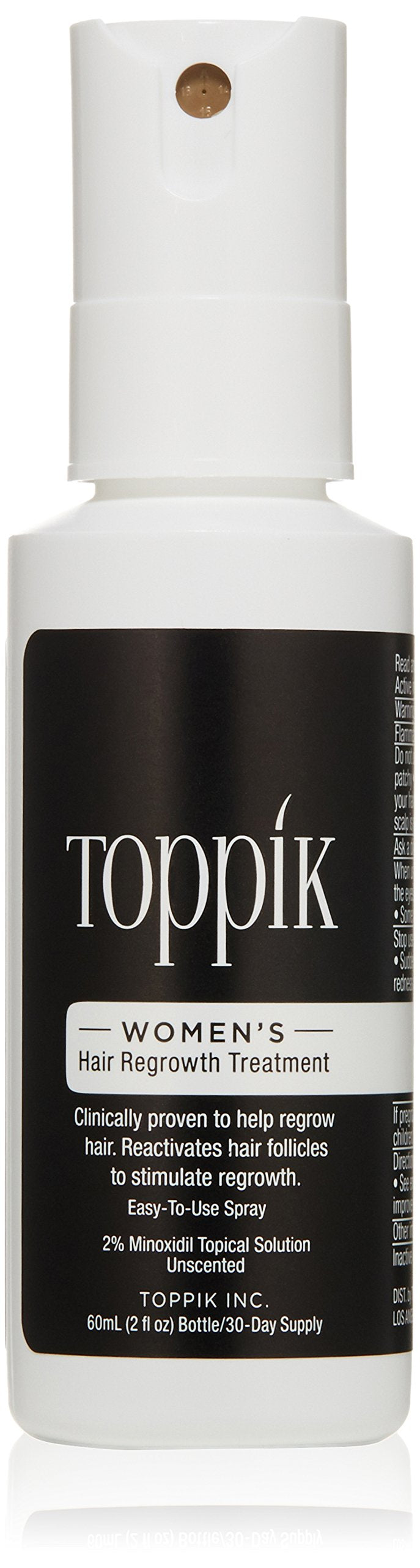 Spencer Forrest Toppik  Hair Regrowth Treatment, 2 oz