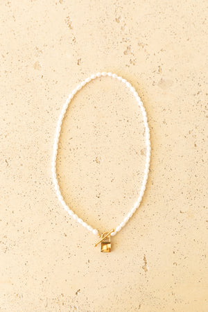Venice Fresh Water Pearl Necklace