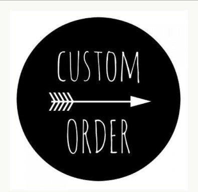 Additional shipping for 2nds - Custom order for MB