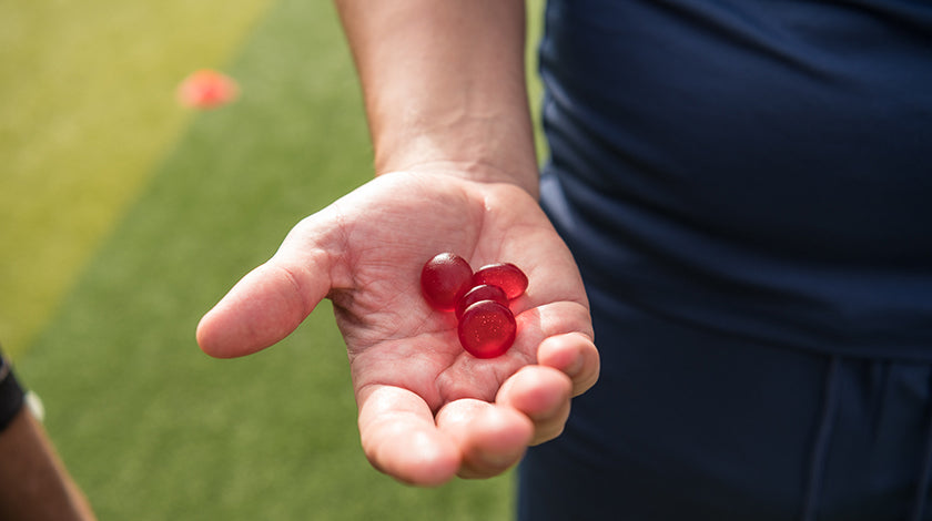 Gummies or gels: which is best for team sport?