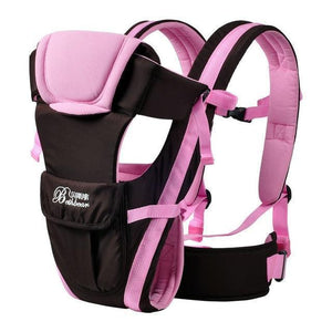 0-30 Months Multifunctional Baby Carrier Backpacks and Carriers AmericanGalore Pink