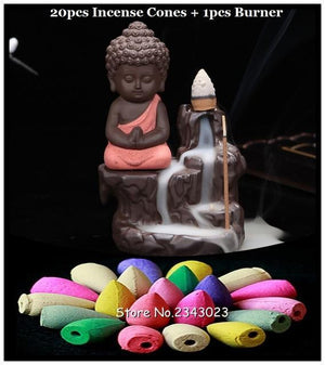 Buddha Incense Burner - AmericanGalore