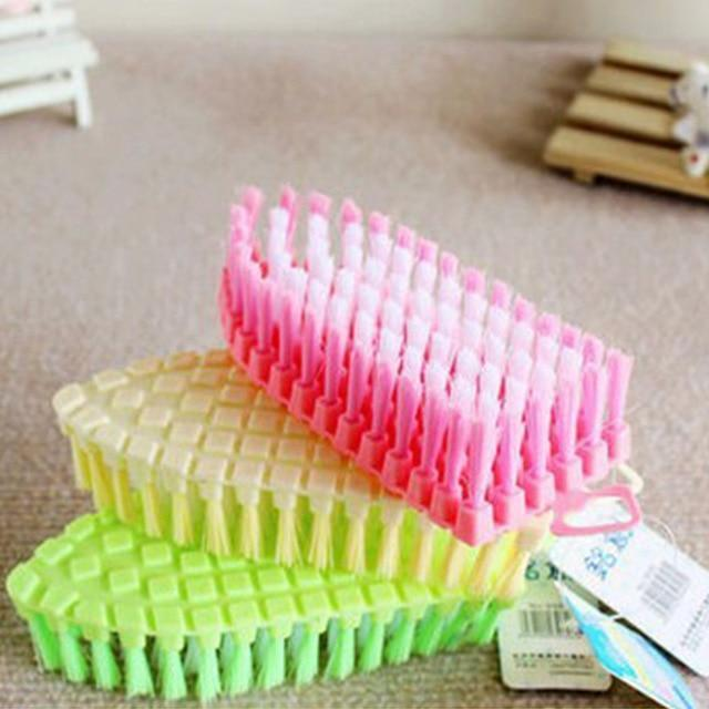 Flexible Hand-Held Cleaning Brush - AmericanGalore