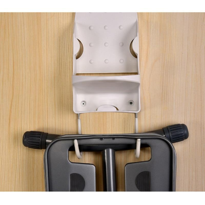 Home Dryer Stand Flat Iron Wall Plate Holder - AmericanGalore