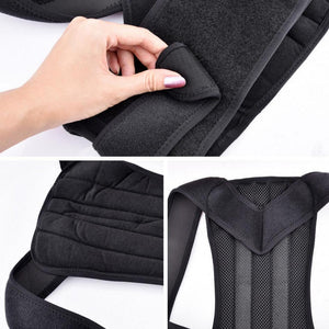 Magnetic Corset Back Shoulder Posture Corrector Men/Women - AmericanGalore