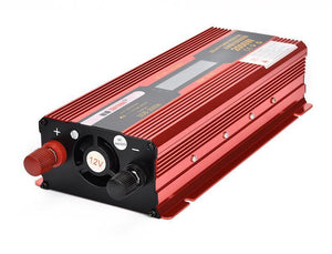 Portable Power Car Inverter With LCD Display ( 2000W ) - AmericanGalore