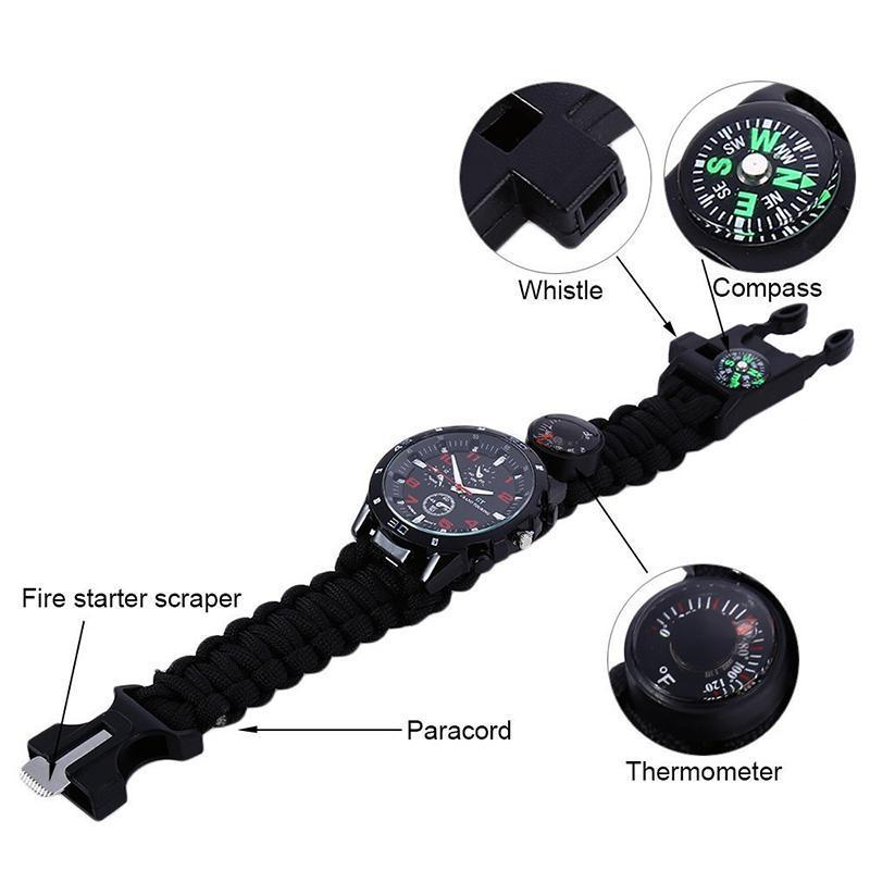 The Military Survivalist Watch AmericanGalore