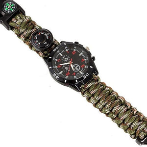 The Military Survivalist Watch AmericanGalore Camouflage