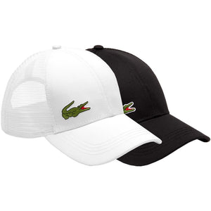 Lacoste Sport Mesh Panel Cotton Cap