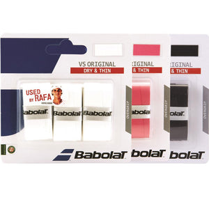 Babolat VS Overgrip 3 Pack
