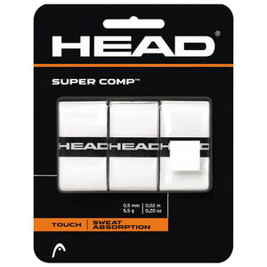 HEAD Super Comp Overgrip 3 Pack