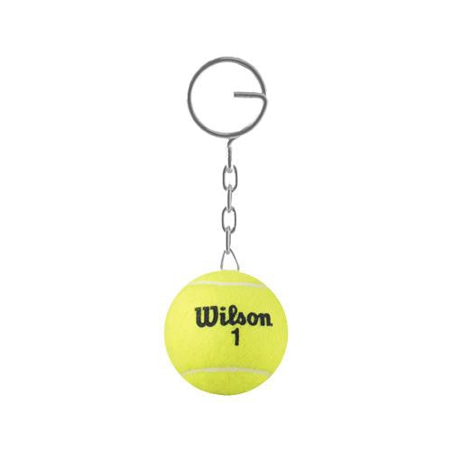 Wilson Mini Tennis Ball Keychain