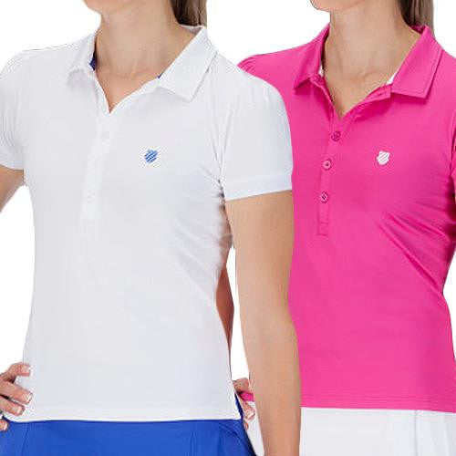 K-Swiss Women's 2016 Spring Polo