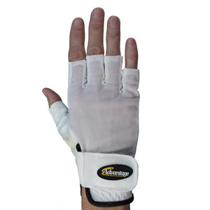 Advantage Women's Half Finger Glove