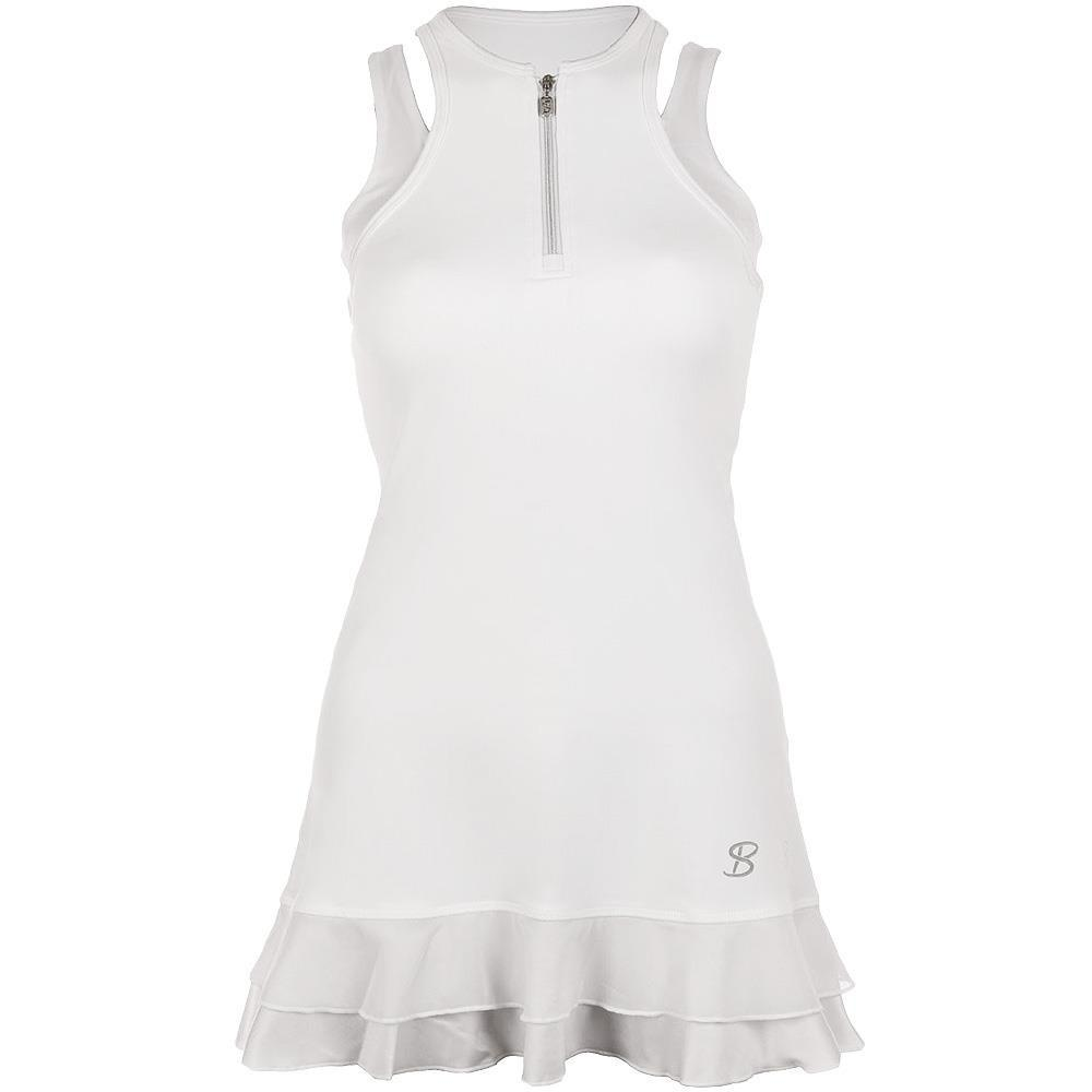 Sofibella Women's Victory Tank Dress - White