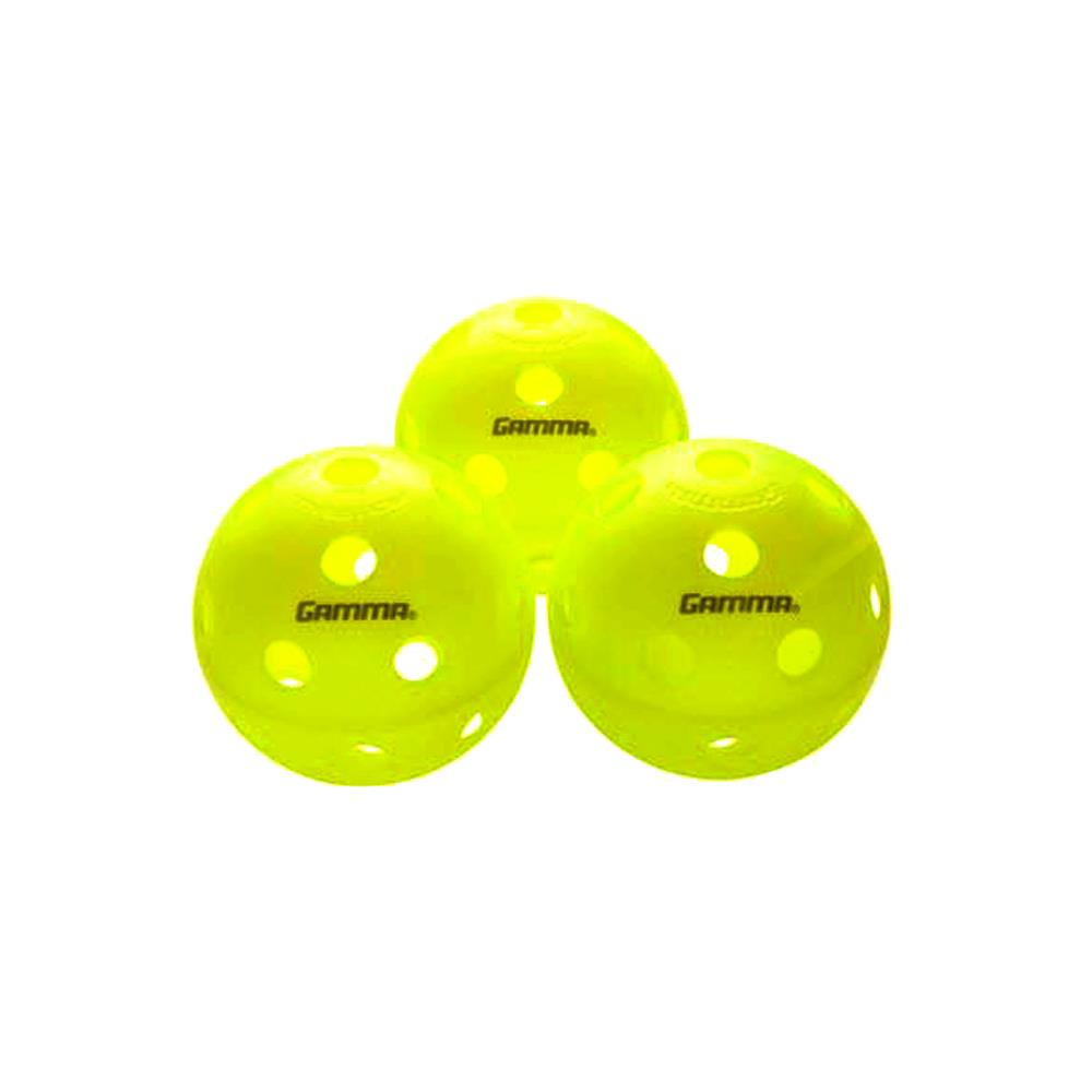 Gamma Photon Indoor Pickleball 3 Pack