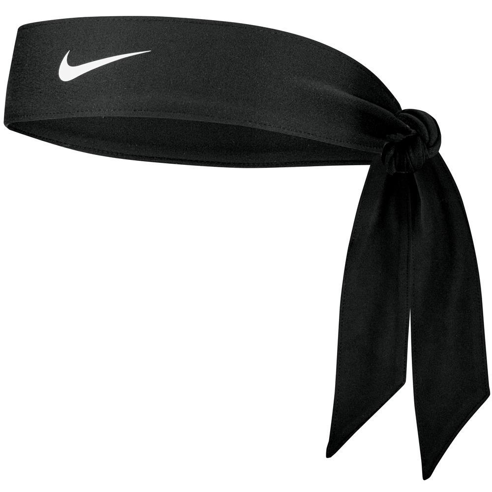Nike Dri Fit Skinny Head Tie - Black