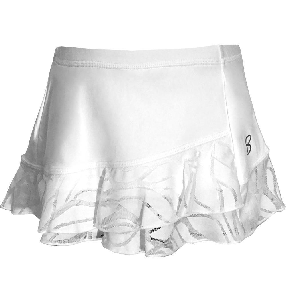 Sofibella Girls Miami Court Skort - White