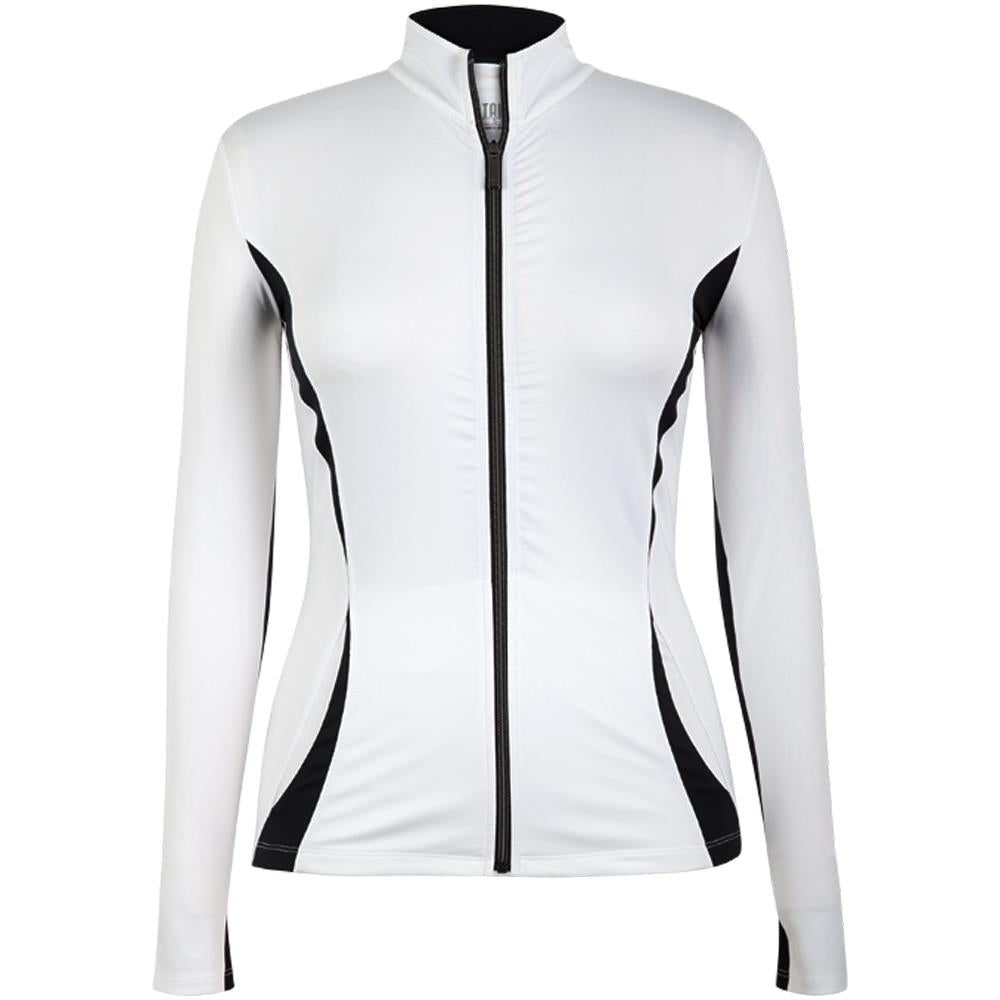 Tail Women's Core Shay Jacket - White and Black