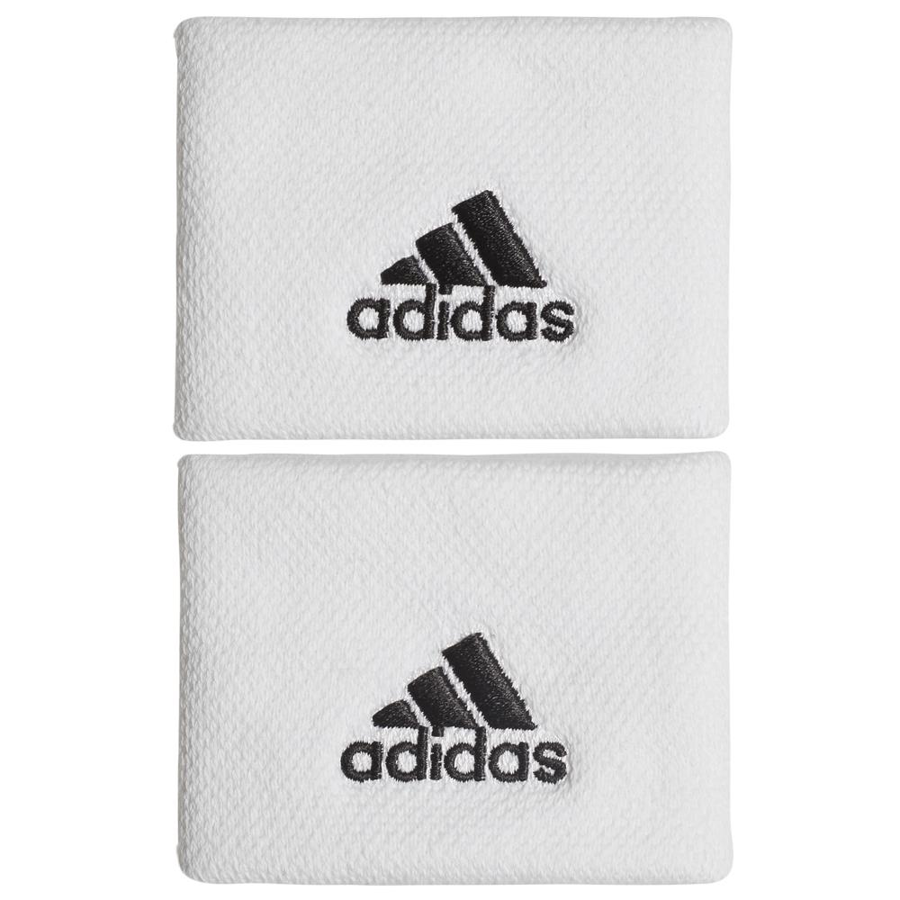 adidas Tennis Wristbands Short - White